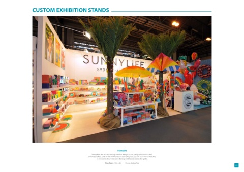 Exhibition Stand Parts : Page exhibition stand portfolio access displays