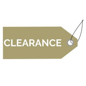 Clearance Displays