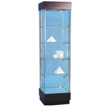 freestanding glass cabinet pr5100-s5