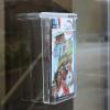 1/3 a4 outdoor leaflet holder - in situ