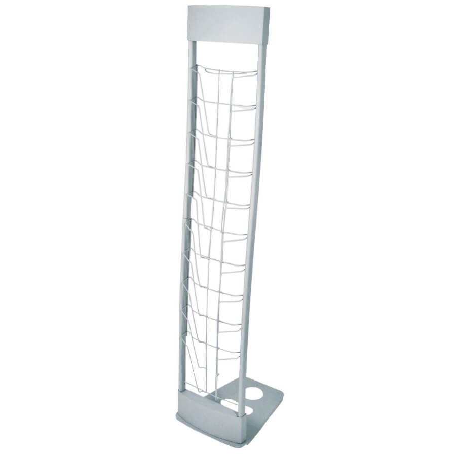 10 Up Deluxe A4 Literature Display Stand Access Displays