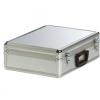 carry case for media compact a4 literature display stand