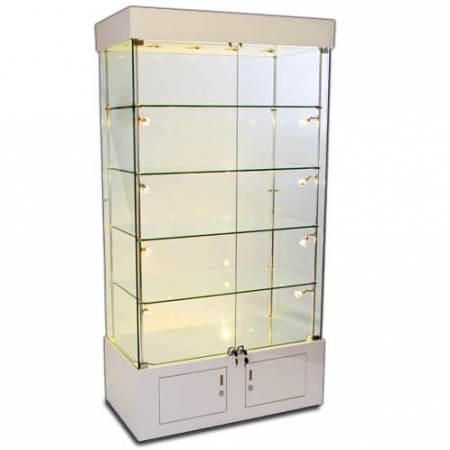 freestanding display cabinet - gf-09
