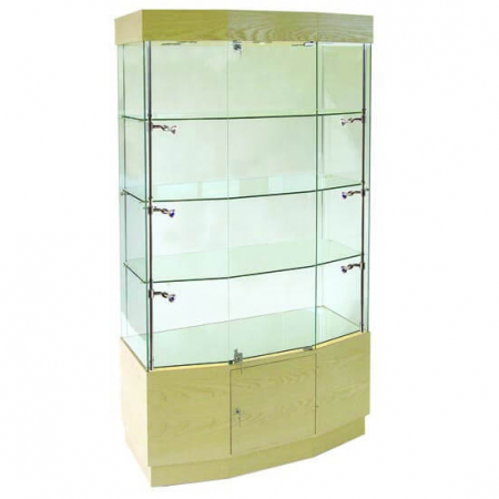 freestanding display cabinet - pr5401