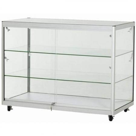 glass display counter - c3-400