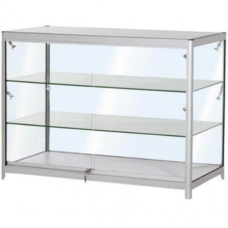 glass display counter c3-600