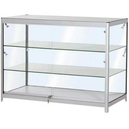 glass display counter c3-600