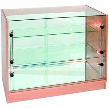 glass display counter - pr5017