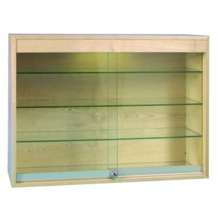 wall mountable display cabinet pr5027