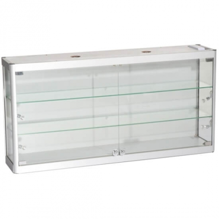 wall mounted display cabinet wm12-6