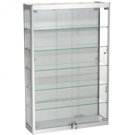 wall mounted display cabinet wm8-12