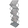 zed up lite a3 literature display stand - 2