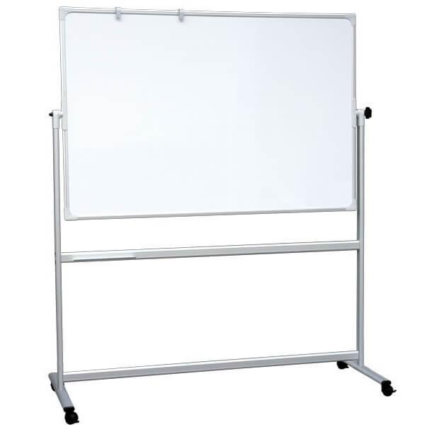 portable revolving magnetic whiteboard including stand. Black Bedroom Furniture Sets. Home Design Ideas