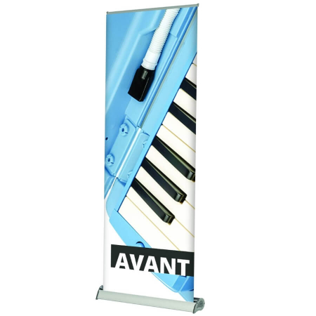 avant banner stand