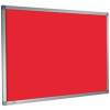 Geranium Red - Charles Twite felt notice board
