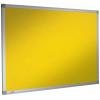 Olympian Yellow - Charles Twite felt notice board