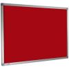 Peony Red - Charles Twite felt notice board