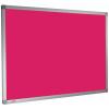 Splendid Pink - Charles Twite felt notice board