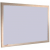 Pebble - Charles Twite felt notice board with wood frame