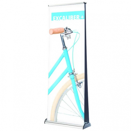 excaliber 2 banner stand