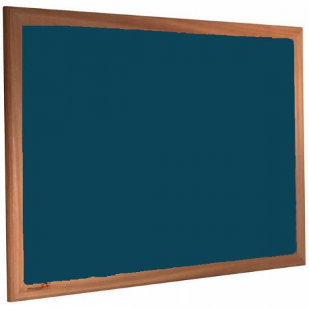 Blue Berry - 2214 - Forbo Nairn pinboard with wood frame