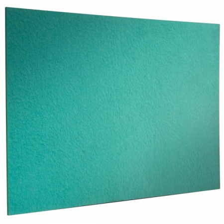 frameless sundeala colour pinboard - green