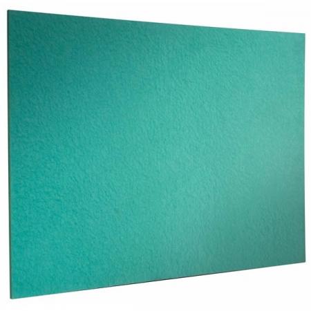frameless sundeala colour pinboard - green