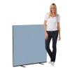 1200 x 1200 woolmix office screen - crystal