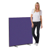 1200 x 1200 woolmix office screen - violet
