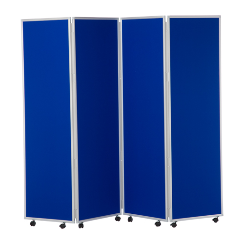 4 Panel Folding Room Dividers Access Displays