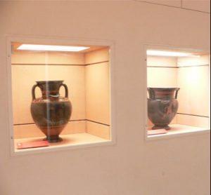 built in museum showcase 5