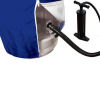 inflatable outdoor column with hand pump