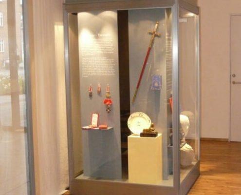 Modular museum showcase 3