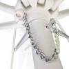 promotional parasol circular - safety chain