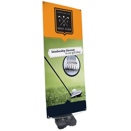 storm hydro 2 outdoor banner stand 2