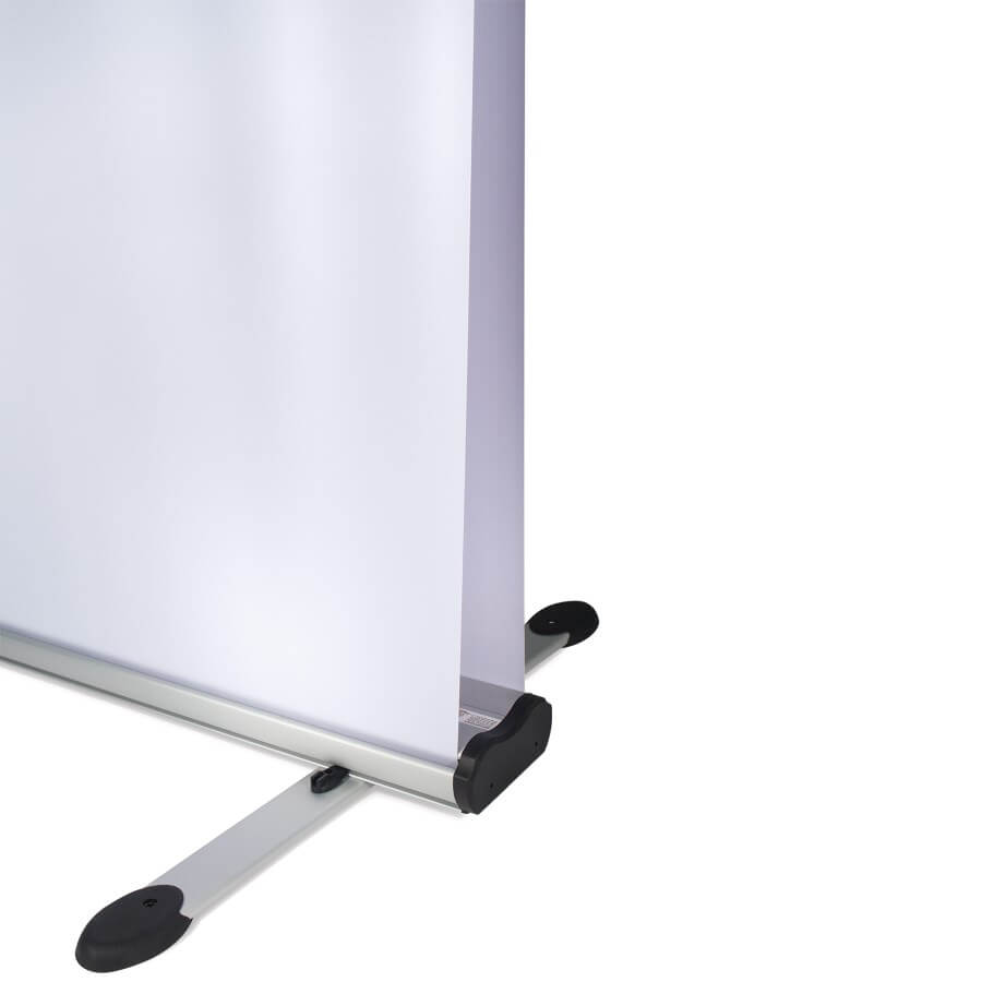 Thunder 2 Outdoor Banner Stand With Printed Graphic