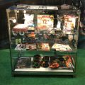 AN display case hire