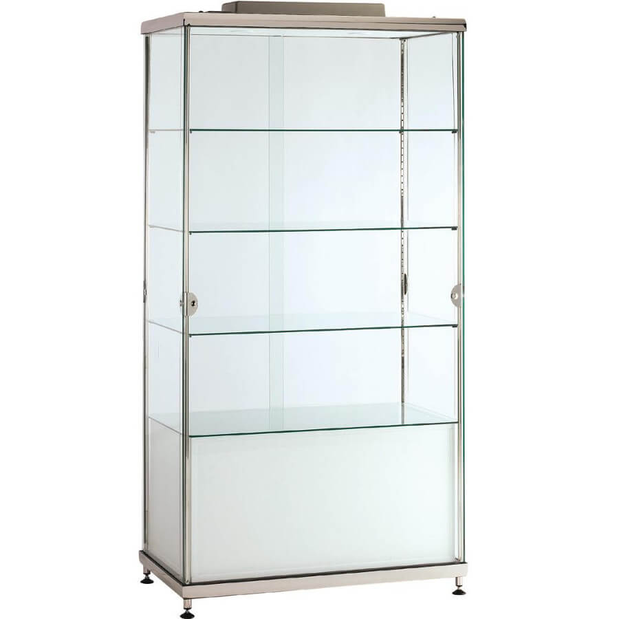 Glass Display Cabinet For Hire Accw Access Displays