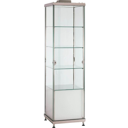 ADCW small upright cabinet with white cupboard hire