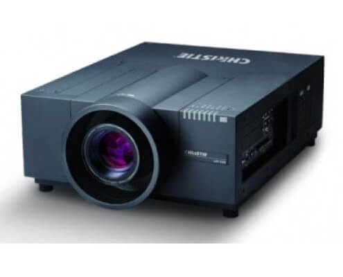 christie lcd projector hire