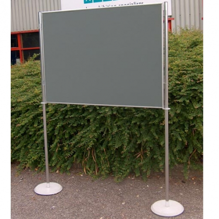 display board hire 1200 x 900
