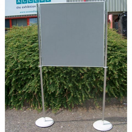hire display board 900 x 900
