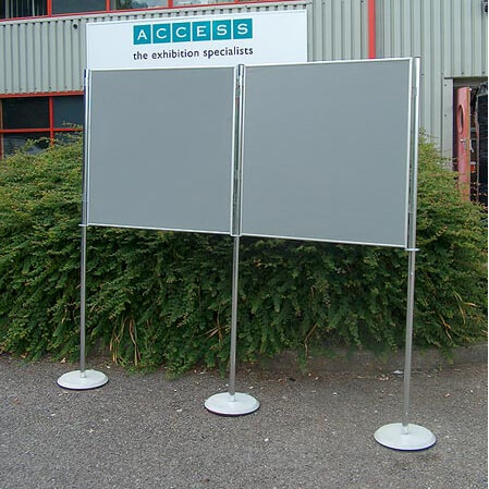 hire 2 display boards 900x900