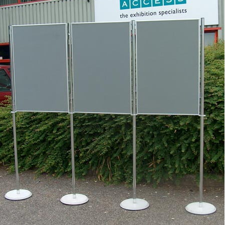 hire 3 display boards 900x600