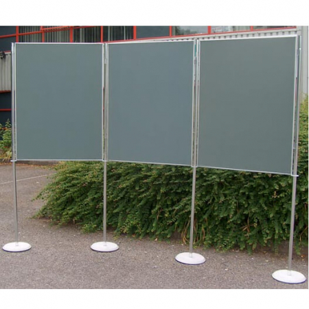 hire 3 display boards 1200x900