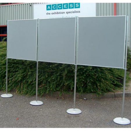hire 3 display boards 900x900