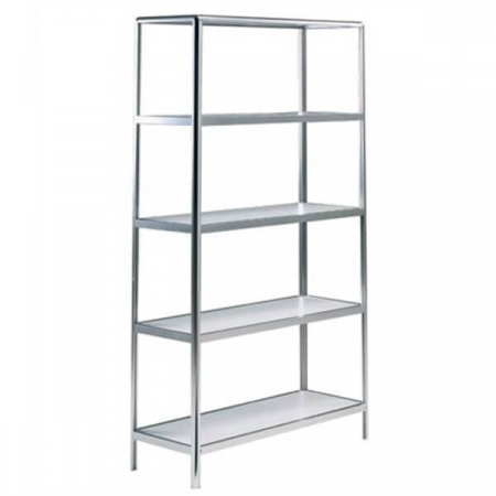 hire 5 tier display shelf
