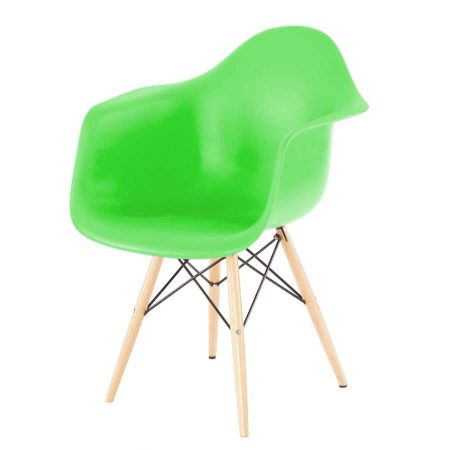 Hire Daw arm chair in Green