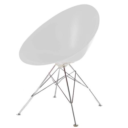 Hire Dome chair in White