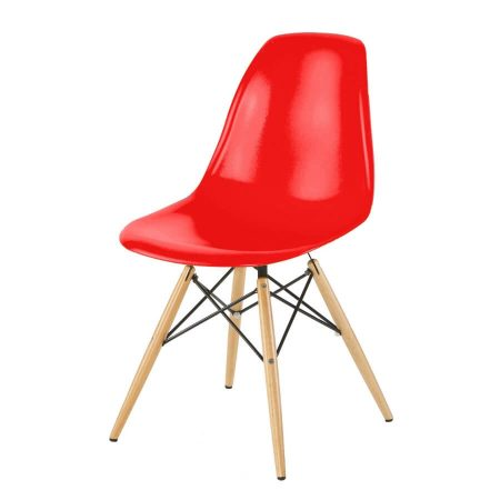 Hire DSW chair in Red